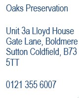 sutton coldfield preservation specialists